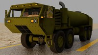Oshkosh  M978 A4 fuel servicing truck